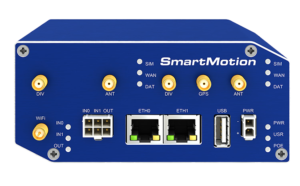 SmartMotion Advantech router